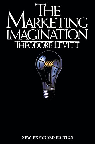 9780029190906: Marketing Imagination: New, Expanded Edition