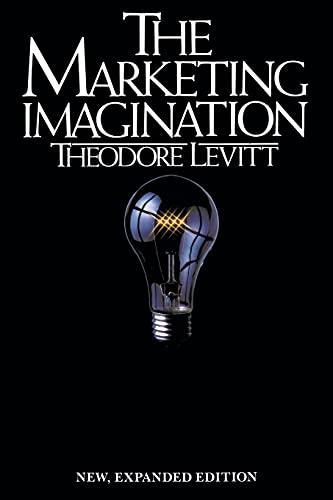 9780029190906: Marketing Imagination: New, Expanded Edition