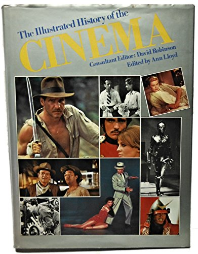 9780029192412: Illustrated History of the Cinema