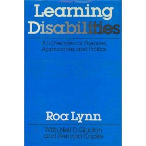 9780029194904: Learning Disabilities