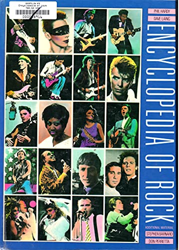9780029195628: Encyclopedia of Rock