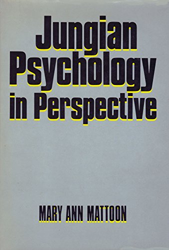 9780029204405: Jungian Psychology in Perspective