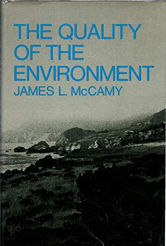9780029204801: Quality of the Environment