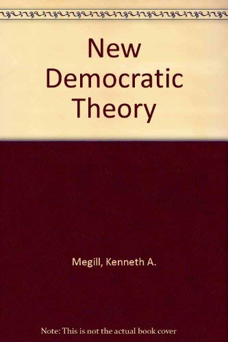 9780029207901: New Democratic Theory