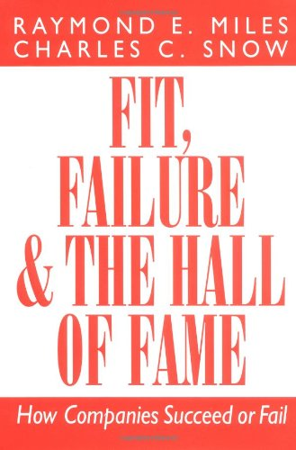 9780029212653: Fit, Failure and the Hall of Fame