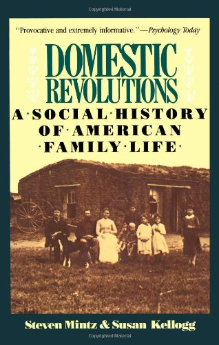 9780029212912: Domestic Revolutions: A Social History of American Family Life