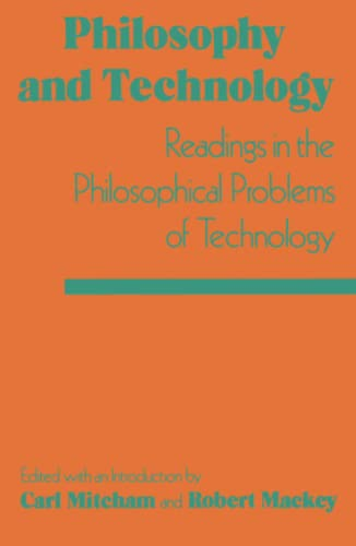 9780029214305: Philosophy and Technology