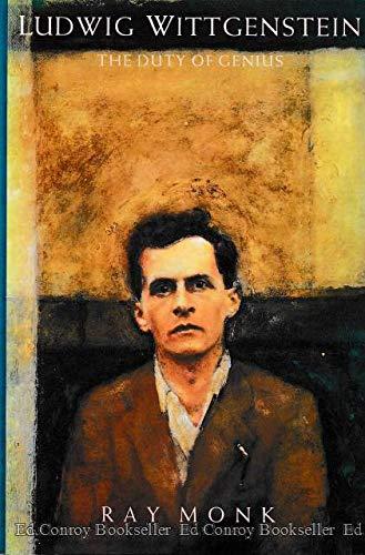 9780029216705: Ludwig Wittgenstein: The Duty of Genius