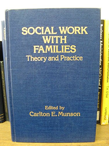 9780029223000: Social Work With Families
