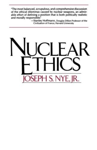 9780029230916: Nuclear Ethics