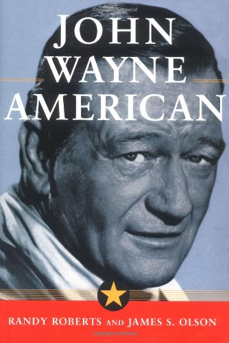 9780029238370: John Wayne: American