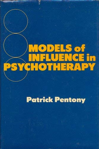 9780029249505: Models of Influence in Psychotherapy