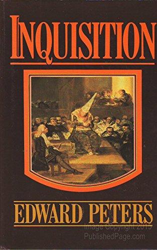 9780029249802: Inquisition