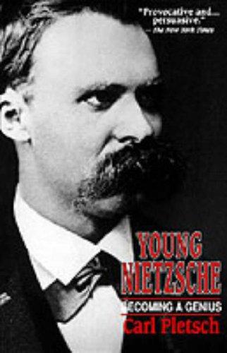 9780029250426: Young Nietzsche: Becoming a Genius