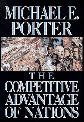 9780029253618: Competitive Advantage of Nations