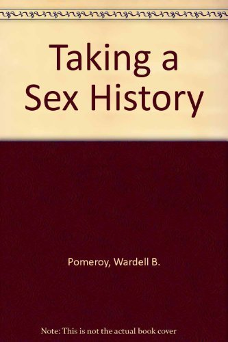 9780029253700: Taking a Sex History: Interviewing and Recording