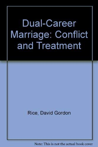 9780029263808: Dual-Career Marriage: Conflict and Treatment