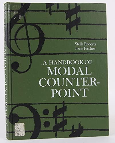 Handbook of Modal Counterpoint: Stella Roberts