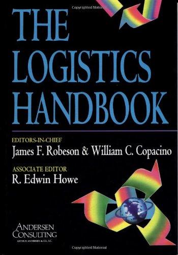 9780029265956: Logistics Handbook