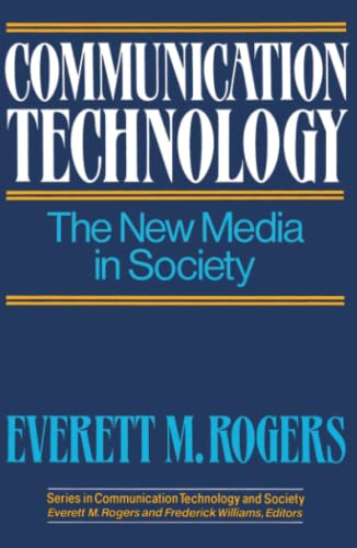 9780029271209: Communication Technology (Series in Communication Technology and Society)