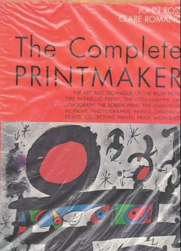 9780029273708: The Complete Printmaker