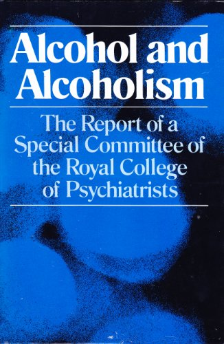 9780029275108: Alcohol and Alcoholism