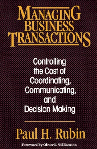 9780029275962: Managing Business Transactions