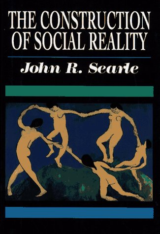 9780029280454: Construction of Social Reality