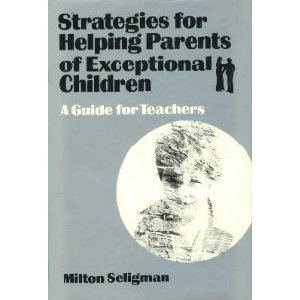 9780029284209: Strategies for Helping Parents of Exceptional Children: A Guide for Teachers