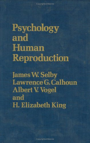 Psychology and Human Reproduction: Albert Vogel; Lawrence