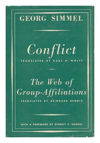 Conflict: Simmel, Georg