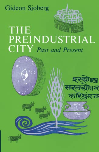 9780029289808: The Preindustrial City: Past and Present