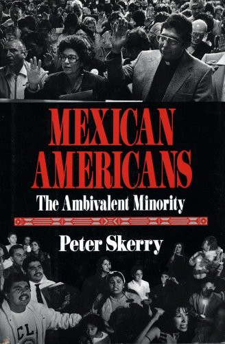 9780029291320: Mexican Americans: The Ambivalent Minority