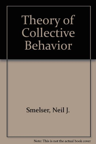 9780029293904: Theory of Collective Behavior