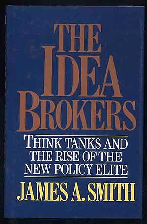 9780029295519: The IDEA BROKERS