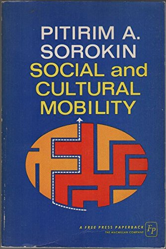 9780029302804: Social and Cultural Mobility