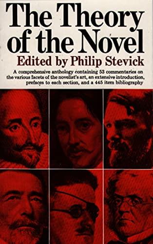 9780029314906: Theory of the Novel