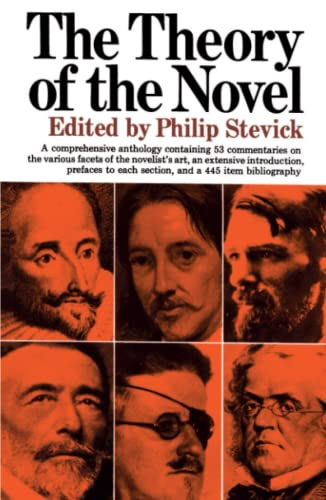 9780029314906: The Theory of the Novel: A Comprehensive Anthology Containing 53 Commentaries on the Various Facets on the Novelists's Art, an Extensive Introduction, ... to Each Section, and A 445 Item Bibliography
