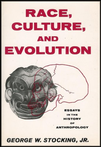 9780029315309: Race, Culture and Evolution: Essays in the History of Anthropology