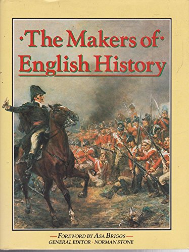 9780029316504: Makers of English History