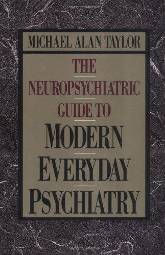 9780029324554: Neuropsychiatry in Practice