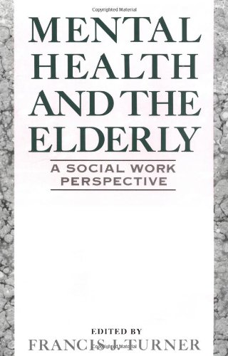 9780029327951: Mental Health and the Elderly