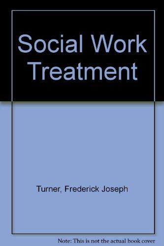 9780029328002: Social Work Treatment