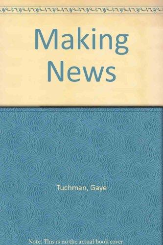 9780029329306: Making News