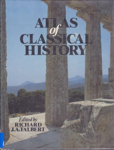 9780029331101: Atlas of Classical History
