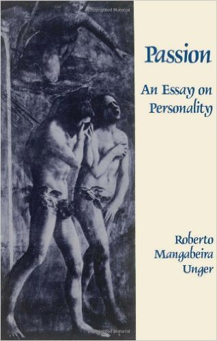 9780029331200: Passion: An Essay on Personality