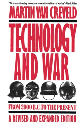 9780029331538: Technology and War: From 2000 B.C. to the Present
