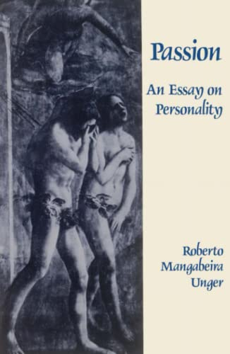 9780029331804: Passion: An Essay on Personality