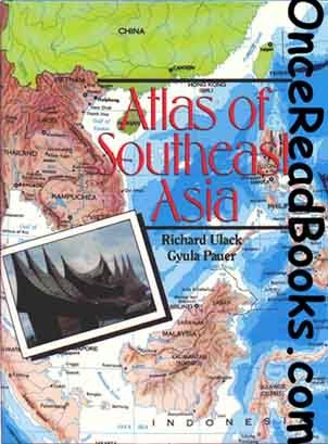 9780029332009: Atlas of Southeast Asia