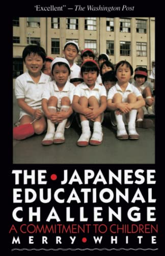 9780029338018: The Japanese Educational Challenge: A Commitment to Children